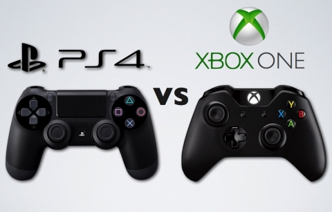 Xbox One vs. PlayStation 4 Picture