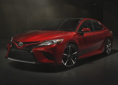 The 2018 Toyota Camry - innovative technology and excellent safety
