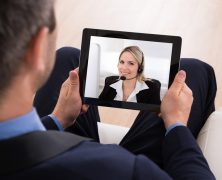 How is video tech useful in the recruitment process?
