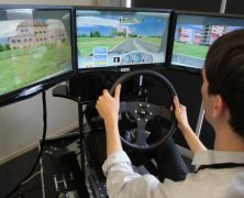 Late innovations in the driving field – Driving simulators