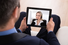 How is video tech useful in the recruitment process