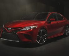 The 2018 Toyota Camry – innovative technology and excellent safety